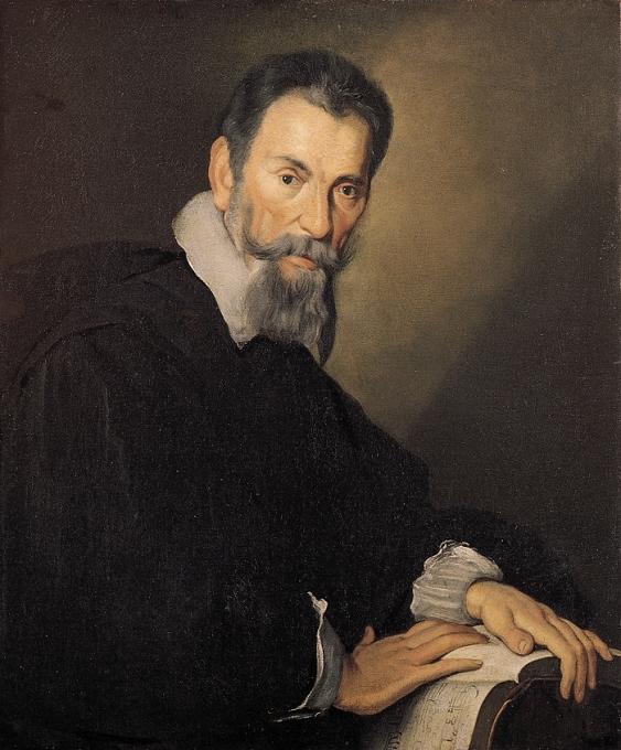 Claudio Monteverdi Par Bernardo Strozzi — Tiroler Landesmuseum, Domaine public, https://commons.wikimedia.org/w/index.php?curid=29433511