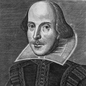 Portrait de William Shakespeare