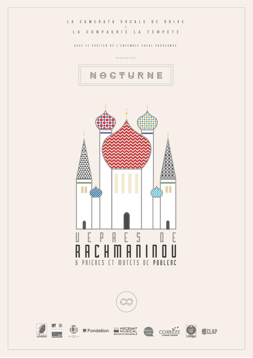 Nocturne : Vêpres, atelier la Tempête